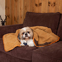 Brown Thermal Blanket 110x75cm