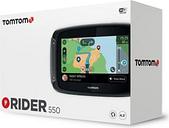 TomTom Rider 550 World Sat Nav