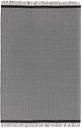 Woodnotes River rug, graphite - pearl grey
