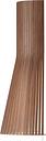 Secto Design Secto 4231 wall lamp 45 cm, walnut