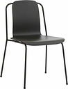 Normann Copenhagen Studio chair, black