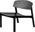 Made by Choice Halikko lounge chair, black
