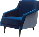 Gubi CDC.1 lounge chair
