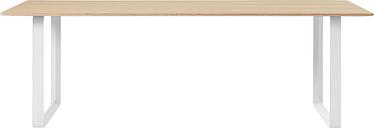 Muuto 70/70 table, 225 x 90 cm, oak