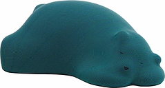 Vitra Resting Bear, turquoise