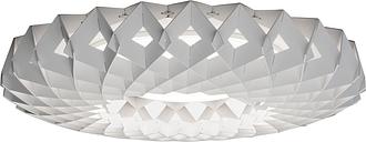 Showroom Finland Pilke 65 ceiling lamp, white