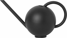 Ferm Living Orb watering can, black