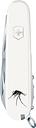 Teemu Järvi Illustrations Victorinox pocket knife, Mosquito