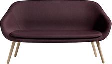 Hay About A Lounge Sofa, soaped oak - Balder 692