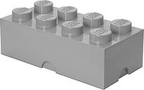 Room Copenhagen Lego Storage Brick 8, grey