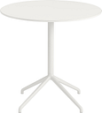 Muuto Still Cafe table 75 cm, white