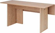 Design House Stockholm Flip table, oak