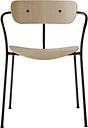 &Tradition Pavilion AV2 chair, oak