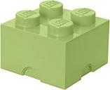 Room Copenhagen Lego Storage Brick 4, spring yellowish green
