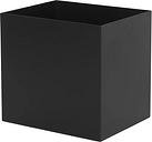Ferm Living Plant Box pot, square, black