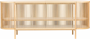 Poiat Bastone sideboard, oak