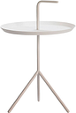 Hay DLM table, white