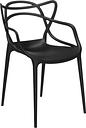 Kartell Masters chair, black