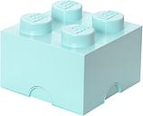 Room Copenhagen Lego Storage Brick 4, aqua