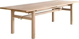 Nikari Arkipelago table, 250 x 90 cm, oak