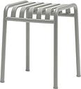 Hay Palissade stool, light grey