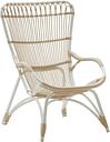Sika-Design Monet Exterior chair, white