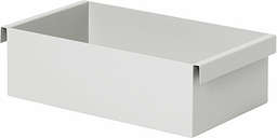 Ferm Living Plant Box container, light grey