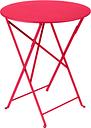 Fermob Bistro table 60 cm, pink praline