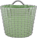 Korbo Basket Liner 24 L, green