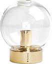 Klong Orbis vase, brass