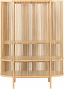 Poiat Bastone cabinet, oak