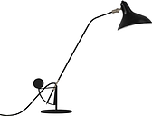 DCW éditions Mantis BS3-BL table lamp