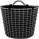 Korbo Basket Liner 24 L, black