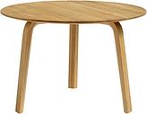 HAY Bella coffee table 60 cm, high, oiled oak