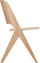 Poiat Lavitta chair, oak