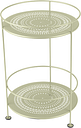 Fermob Guinguette table, willow green