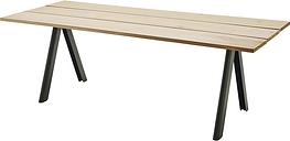 Skagerak Overlap table, green base