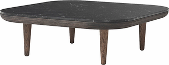 &Tradition Fly SC4 coffee table, black marble