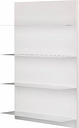 Design Letters White Paper A2 wall shelf