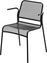 Skagerak Mira armchair, anthracite black