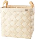 Verso Design Lastu birch basket, L