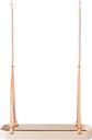 Verso Design Tuokko hanging shelf, birch - dark grey