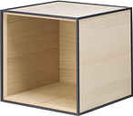 By Lassen Frame 28 box, oak
