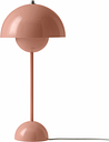 &Tradition Flowerpot VP3 table lamp, beige red