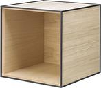 By Lassen Frame 35 box, oak