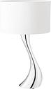 Georg Jensen Cobra table lamp, small, white