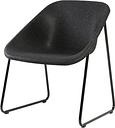Inno Kola Light chair, black