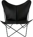 OX Denmarq Trifolium chair, black-black