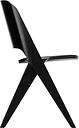 Poiat Lavitta chair, black