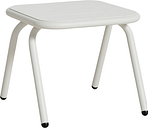 Woud Ray lounge table 37 cm, white